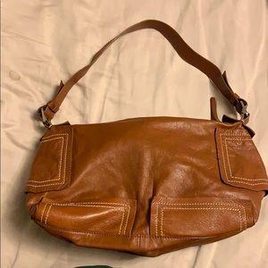 Francesco Biasia leather bag